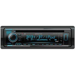 Kenwood kdc-bt720dab Autoradio CD/USB, Noir - Voiture