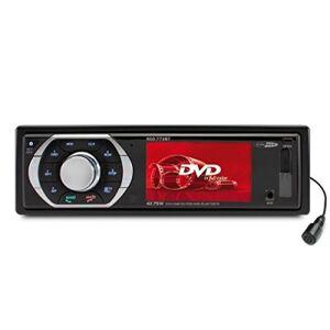 Caliber RDD773BT récepteur (multimédia pour Voiture Autoradio MP3 WMA AM FM LCD 400 x 240 pixels Noir SD) - Voiture