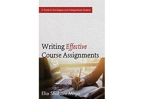 Pas de marque Writing Effective Course Assignments: A Guide to Non-Degree and Undergraduate Students (English Edition) Format Kindle - eBook