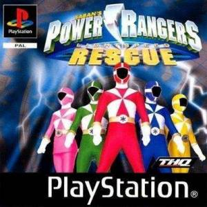 Power Rangers - Light Speed Rescue - PlayStation