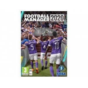 FOOTBALL MANAGER 2020 FR/NL PC - PC