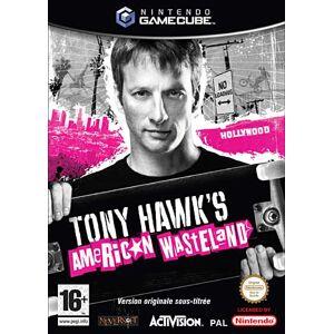 Neversoft Tony Hawk's - American Wasteland - GameCube