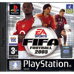 Ea Sports Fifa Football 2005 - PlayStation