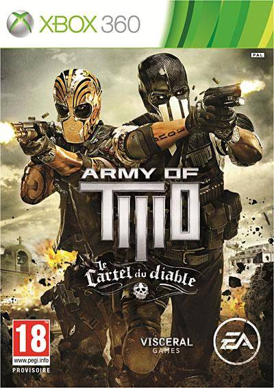 Electronics Arts Army of Two - Le Cartel du Diable - Xbox 360