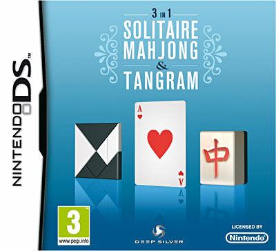 Koch media Solitaire Mahjong Tangram - Nintendo DS