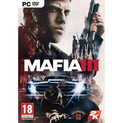 Mafia 3 Pc Uk - PC