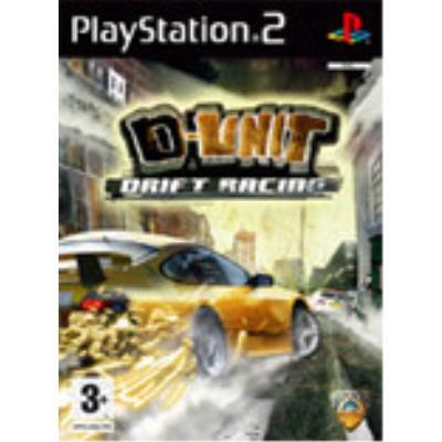 D-Unit Drift Racing Ps2 Uk - [ Import Espagne ] - PlayStation 2