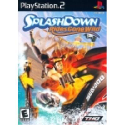 Splashdown Ps2 Uk - [ Import Espagne ] - PlayStation 2
