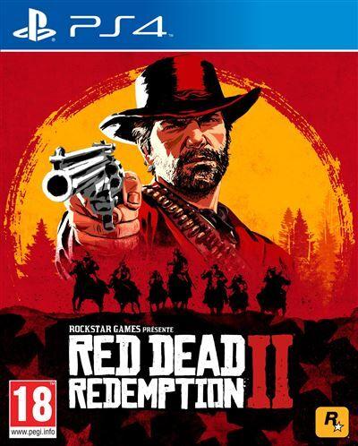Pre-Order   Red Dead Redemption 2 Fr Ps4   Livraison à partir de 1/02/2018 - PlayStation 4