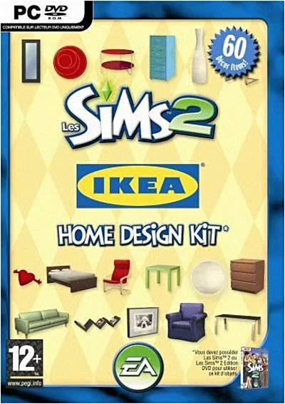 Electronics Arts Les Sims 2 : Kit Ikea Home Design - PC
