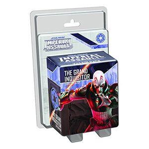 Fantasy Flight Games Ffgswi30 Star Wars Imperial Assault The Grand Inquisitor méchant Lot Plastique Figure - Jeux de voyage