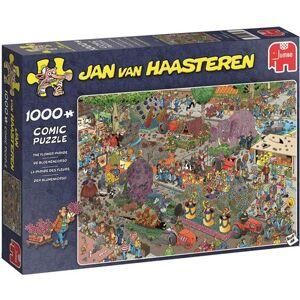 Jumbo - 19071 - 1000 pièces JVH - La parade des fleurs - 1000 pièces