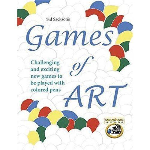 Eagle-Gryphon Games Games of Art Jeux stimulants et passionnants à jouer avec des stylos de couleur - Autre jeu de société