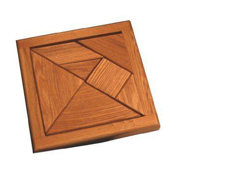 Non communiqué Square Root Tangram - Casse-Tête