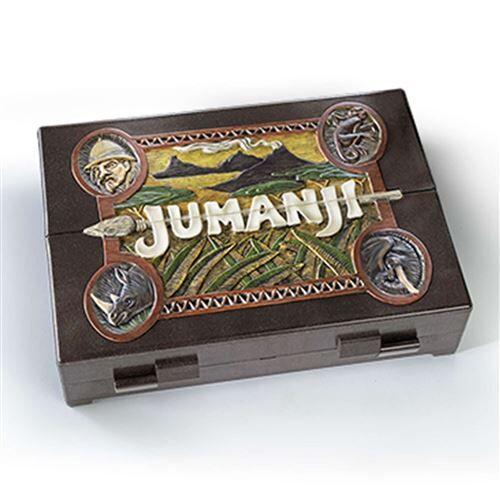 The Noble Collection Jumanji - Réplique de collection du plateau de jeu - Jeux classiques