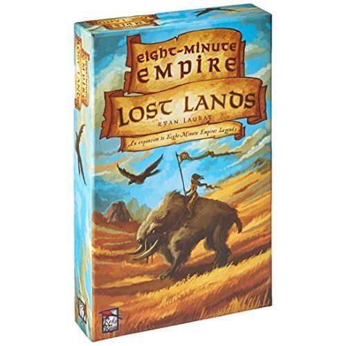 Non communiqué Terres perdues de huit minutes de l'Empire - Autre jeu de société