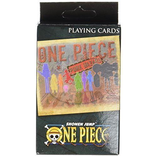 One Piece Cartes à jouer One Piece Punk Hazard Cool Anime Pin - Jeu de cartes
