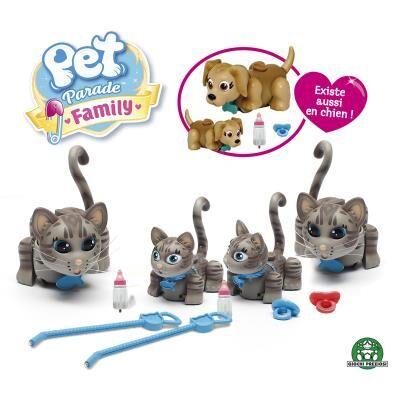 GIOCHI PREZIOSI Pet parade grande famille - modèle aléatoire - livraison à l'unité - Autres figurines et répliques