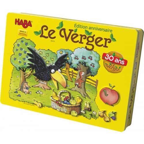 HABA Le Verger Haba Edition Anniversaire - Autre jeu de société