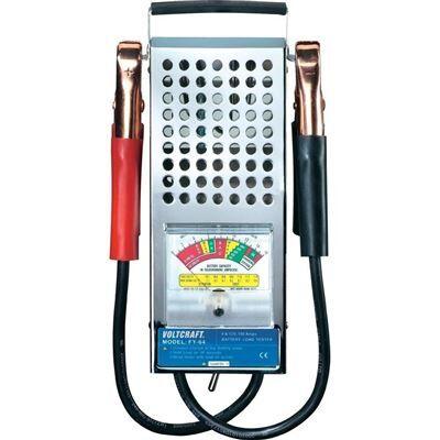 voltcraft testeur de batterie au plomb analogique - voiture