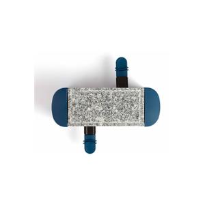 Livoo DOC156B - Appareil à raclette 2 personnes - Bleu - Publicité