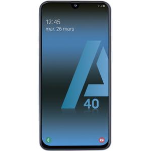 Samsung GALAXY A40 blanc 64Go
