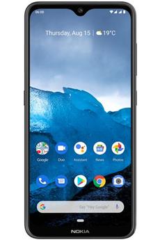 Nokia 6.2 Noir 64Go