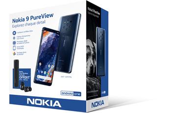 Nokia 9 PureView + Free BUDS