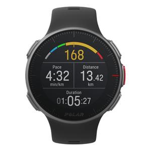 Polar Vantage V black GPS Multisport avec cardio au poignet