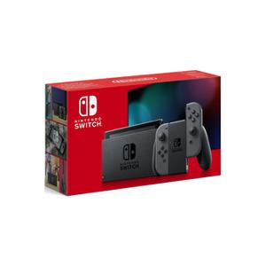 Nintendo Console Nintendo Switch + Joy Con Gris - Publicité