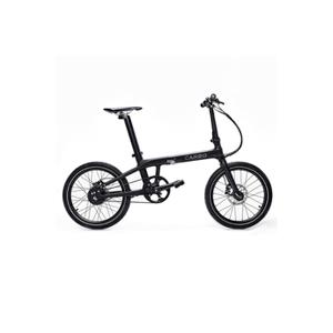 Carbo Vélo électrique Carbo Model X, 250W, PAS, 7Ah, Black - Publicité