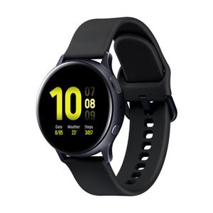 Samsung Galaxy Watch Active 2 40M ALUMINIUM Noir Carbone