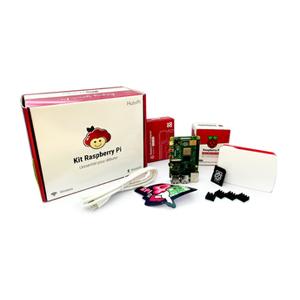 Raspberry Connectique informatique Raspberry Starter Kit Raspberry Pi4 - 4GB - Publicité