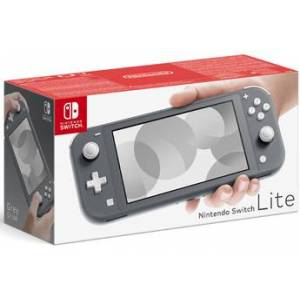 Nintendo SWITCH LITE GRISE