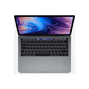 Apple MacBook Pro 13.3'' Touch Bar 256 Go SSD 8 Go RAM Intel Core i7 quadricour à 1.7 GHz Gris sidéral Nouveau