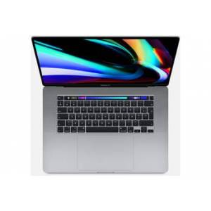 """Apple MacBook Pro Touch Bar 16"""" Retina Intel Core i7 hexacoeur de 9ème génération à 2.6 GHz 32 Go RAM 1To SSD Gris Sidéral Sur-mesure"""
