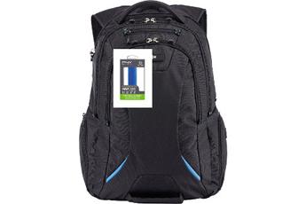 caselogic sac à dos sportif noir pour ordinateur portable jusqu'à 16 + batterie externe powerbank 2600