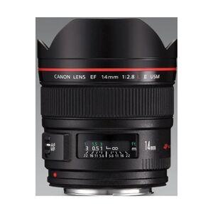 Canon Objectif à Focale fixe Canon EF 14 MM F/2.8 L II USM - Publicité