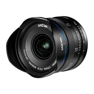 Laowa Objectif à Focale fixe Laowa 7,5mm f/2 pour MICRO 4/3 - Publicité