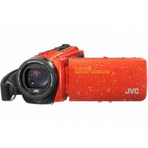 Jvc QUAD PROOF Orange