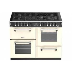 Stoves Piano de cuisson Stoves RICHMOND DELUXE GAZ 110CM CREME - PRICHDX110DFCH - Publicité