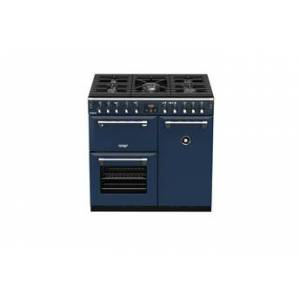 Stoves Piano de cuisson Stoves RICHMOND DELUXE GAZ 90CM BLEU NUIT PRICHDX90DFMBL - Publicité