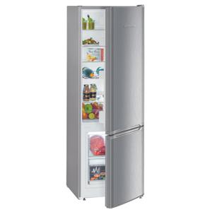 Liebherr Refrigerateur congelateur en bas Liebherr CUEL281 - Publicité
