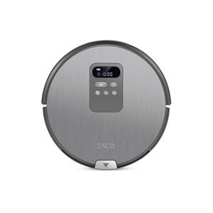 Zaco Aspirateur robot Zaco V80 - Publicité