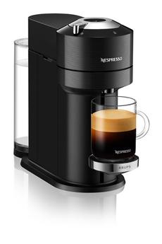 Krups Nespresso Vertuo Next Premium Noire 1,1L Finitions Chromées YY4297FD