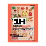 Hachette EN 1H JE CUISINE LES REPAS DE MES ENFANTS