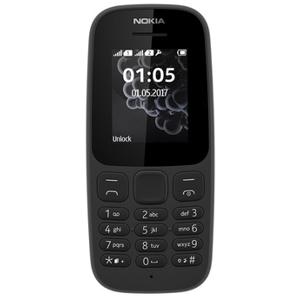 Nokia 105 DUAL SIM NOIR