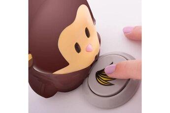primizima séchoir à ongles portable singe