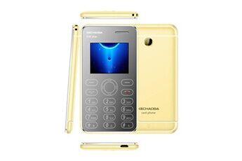 Kechaoda k66plus ultra-slim cell phone credit card size dual sim unlocked gsm m5 or