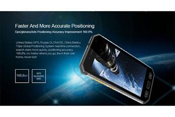Ken Xin Da E & l s30 smartphone robuste avec ip68 wateproof 4g lte cell phone 4.7 pouces sous android smartphone 44